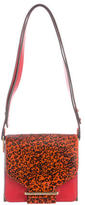 Loeffler Randall Animal Print Shoulder Bag