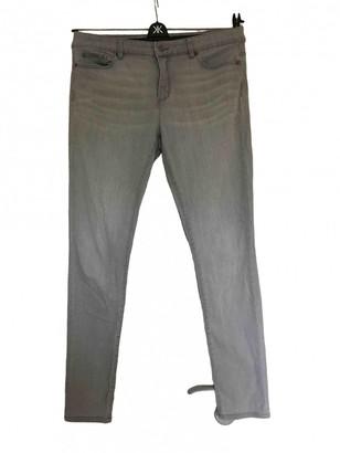 Lauren Ralph Lauren Grey Denim - Jeans Trousers for Women