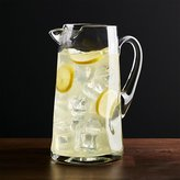 Crate & Barrel Impressions Pitcher