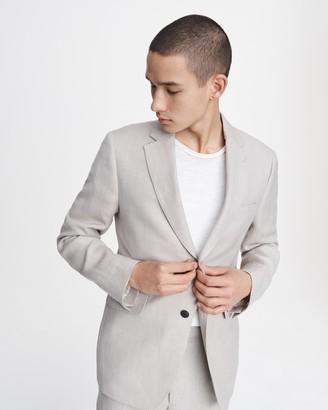 Rag & Bone Rory wool linen blazer