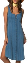 O'Neill Women's Jodie Stripe Chambray Dress