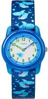 Timex Boys TW7C13500 Time Machines Elastic Fabric Strap Watch