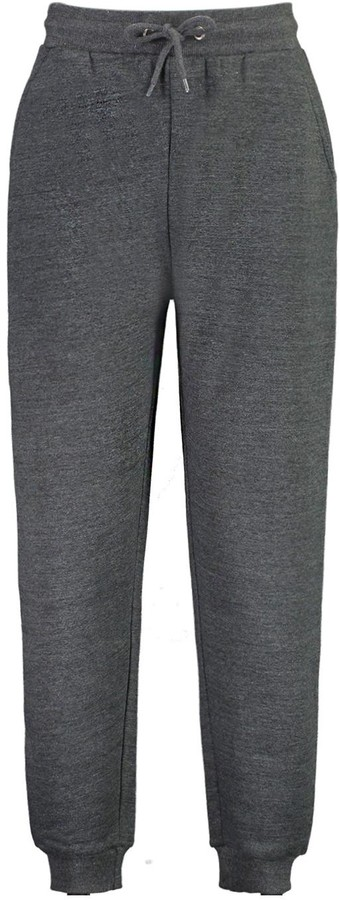 Thumbnail for your product : boohoo The Basic Loopback Joggers
