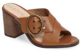 Sole Society Women's Corrine Buckle Sandal