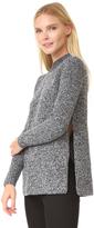 Carven Split Side Sweater