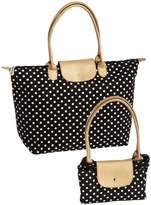 Evergreen Foldable Travel Bag