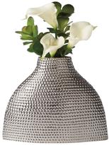 Torre & Tagus Helio Hammered Medium Ceramic Silo Vase