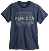 Disney Pandora - The World of Avatar Logo Ringer Tee for Adults