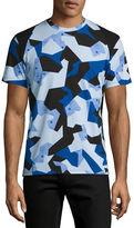 MCM x CR Collection Splinter Camo Visetos T-Shirt