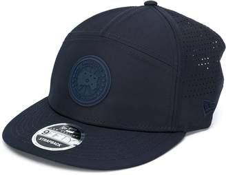 Canada Goose mesh-panelled trucker cap