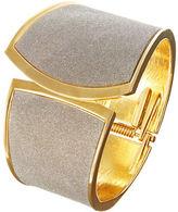 ABS by Allen Schwartz Glitter Cuff Bracelet