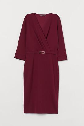 H&M Tailo jersey dress