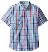 Columbia Kids - Super Boneheadtm S/S Shirt Boy's Short Sleeve Button Up