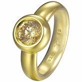 JOOP! Joop. Women's Ring 925 Silver With Gold Round Cut JPRG90736B590 Size 55 (17.5)