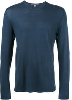 John Varvatos crew neck jumper - men - Merino - L
