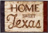Avanti Home Sweet Home Texas Bath Rug Bedding