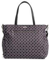 Milly Minis Girl's Diaper Bag - Black