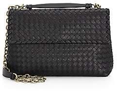 Bottega Veneta Women's Medium Olimpia Leather Shoulder Bag