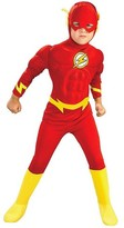 The Flash DC Comics The Flash Muscle Chest Deluxe Boys' Costume - 2T-4T