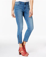 Tommy Hilfiger Greenwich Ocean Blue Wash Ankle Skinny Jeans, Only at Macy's