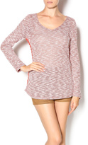 Monoreno Back Up Sweater