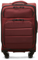 "Kenneth Cole 20"" Puff Lite 4-Wheel Carry-On"