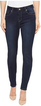 Tribal Five-Pocket Jegging 31 Dream Jeans in Navy Blast (Navy Blast) Women's Jeans