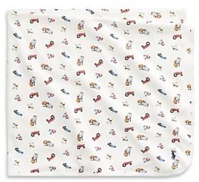 Ralph Lauren Polo Farm Polo Bear Blanket