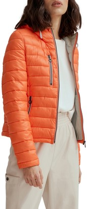 Noize Skylar Quilted Ultra Lightweight Hooded Jacket