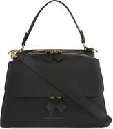 Victoria Beckham Small Full Moon leather shoulder bag