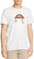 Obey Handcuffs Graphic Logo Tee