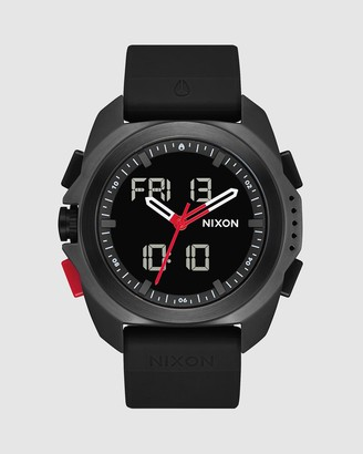 Nixon Men's Black Analogue - Ripley Watch - Size One Size at The Iconic