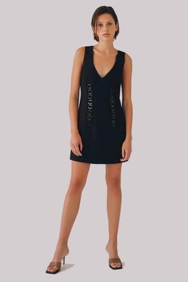 C/Meo ORBITING MINI DRESS Black