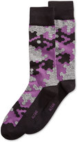 Alfani Men's Abstract Hex Socks, Only at Macy's