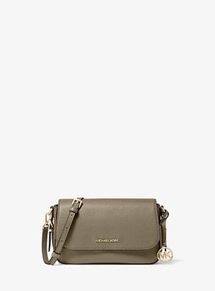 Michael Kors Bedford Legacy Large Pebbled Leather Crossbody Bag