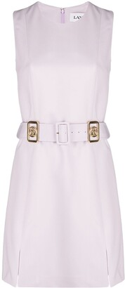 Lanvin Belted Shift Dress