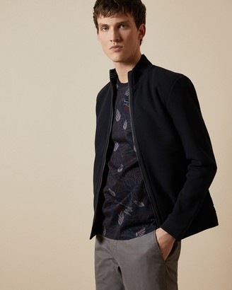 Ted Baker PACKING Long sleeved layering jacket
