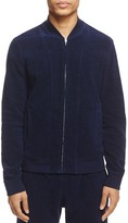 Todd Snyder Terry Baseball Jacket