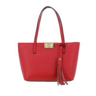 Furla Mimigrave; Tote Bag In Textured Leather