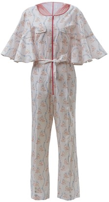 Hari Supersweet X Moumi Mata Onesie Stripe Cookie