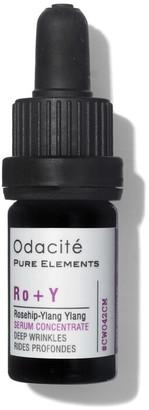 Odacité Ro+Y Deep Wrinkles Serum Concentrate (Rosehip + Ylang Ylang)