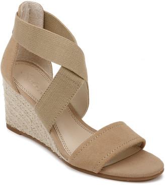 Splendid Muriel Suede Wedge Sandal