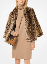 Michael Kors Faux-Fur Coat