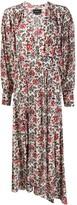Isabel Marant long floral print dress