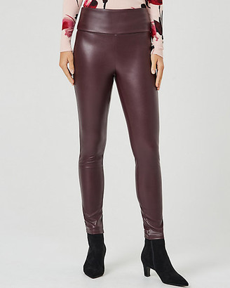 Le Château Faux Leather Skinny Legging