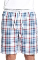 BOSS Men's 'Dynamic' Plaid Shorts