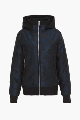 Fusalp Printed Shell Hooded Ski Jacket