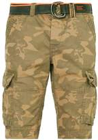 Superdry Shorts Low Light Green Camo