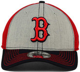 New Era Boston Red Sox Heathered Neo 39THIRTY Cap