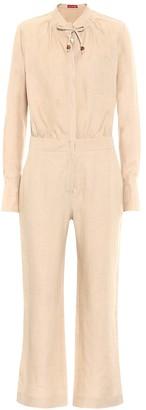 Altuzarra Exclusive to Mytheresa a Bri linen jumpsuit